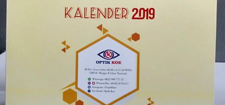 Cetak Kalender Dinding dan Meja Optik Semarang