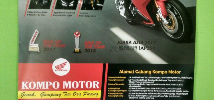 Cetak Kalender Kompo Motor